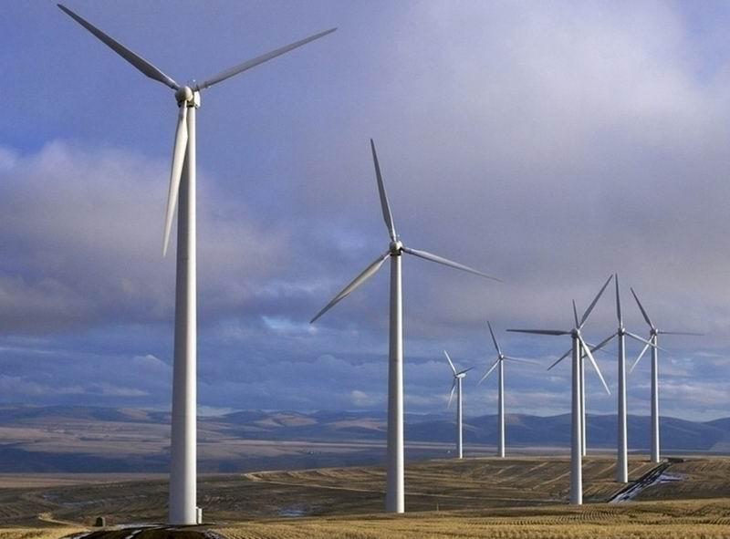 全国最大的风力发电机械制造商——新疆金风科技